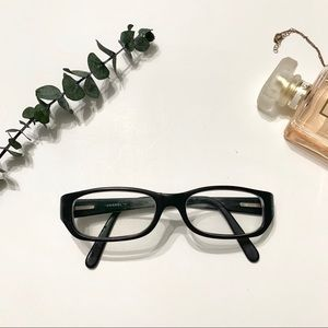 Chanel 3078 Eyeglasses Black Frame